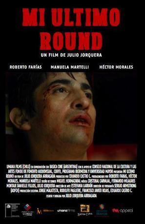 MI último round - Chilean Movie Poster (thumbnail)