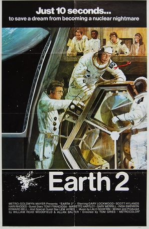 Earth II - British Movie Poster (thumbnail)
