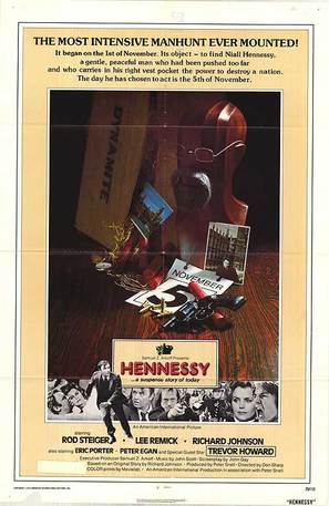 Hennessy - Movie Poster (thumbnail)