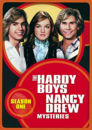 """The Hardy Boys/Nancy Drew Mysteries"" - DVD movie cover (thumbnail)"