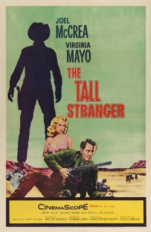 The Tall Stranger - Movie Poster (thumbnail)