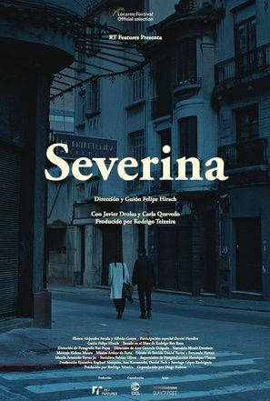 Severina - Brazilian Movie Poster (thumbnail)