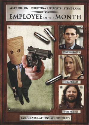 Employee Of The Month - DVD cover (thumbnail)