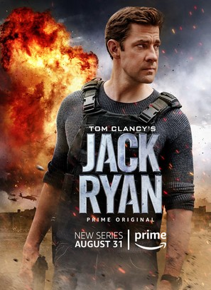 """Tom Clancy's Jack Ryan"" - Movie Poster (thumbnail)"