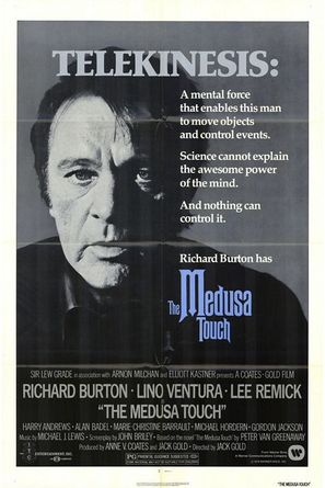 The Medusa Touch - Movie Poster (thumbnail)