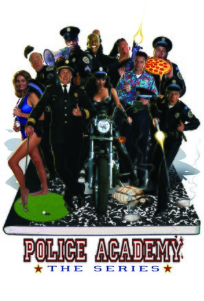 """""""Police Academy: The Series"""" - poster (thumbnail)"""