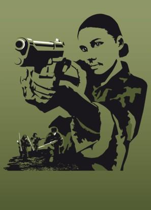 Guerrilla Girl - Key art (thumbnail)