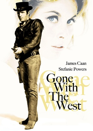 Gone with the West - Movie Cover (thumbnail)