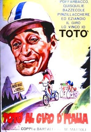 Totò al giro d'Italia - Italian Movie Poster (thumbnail)