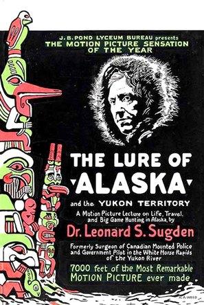The Lure of Alaska - Movie Poster (thumbnail)