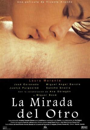 Mirada del otro, La - Spanish Movie Poster (thumbnail)