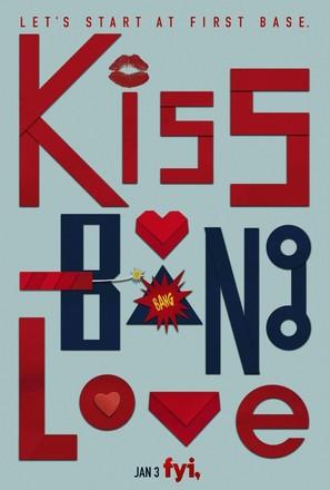 """""""Kiss Bang Love"""" - Movie Poster (thumbnail)"""