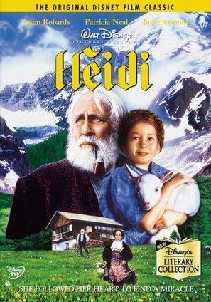 Heidi - DVD movie cover (thumbnail)