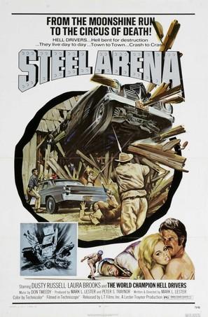 Steel Arena - Movie Poster (thumbnail)
