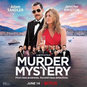 Murder Mystery - Movie Poster (thumbnail)