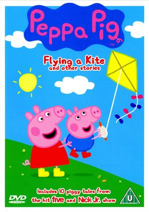 """Peppa Pig"" - British DVD cover (thumbnail)"
