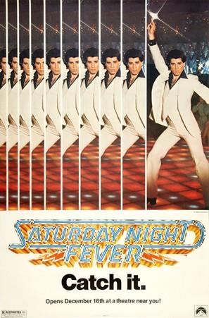 Saturday Night Fever - Movie Poster (thumbnail)