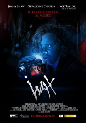 Wax - Spanish Movie Poster (thumbnail)