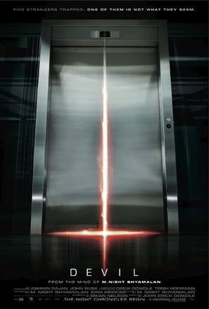 Devil - Movie Poster (thumbnail)