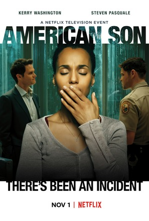 American Son - Movie Poster (thumbnail)