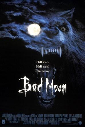 Bad Moon - Movie Poster (thumbnail)