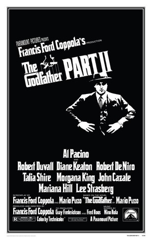 The Godfather: Part II - Movie Poster (thumbnail)