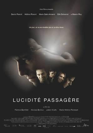 Lucidité passagère - Canadian Movie Poster (thumbnail)