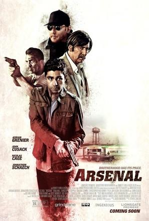 Arsenal - Movie Poster (thumbnail)