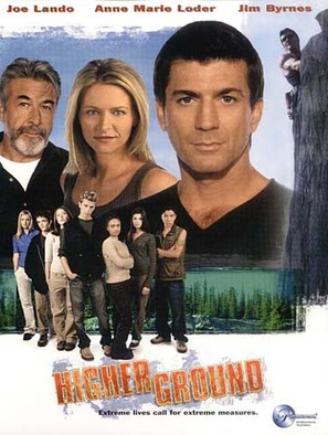 """""""Higher Ground"""" - DVD movie cover (thumbnail)"""