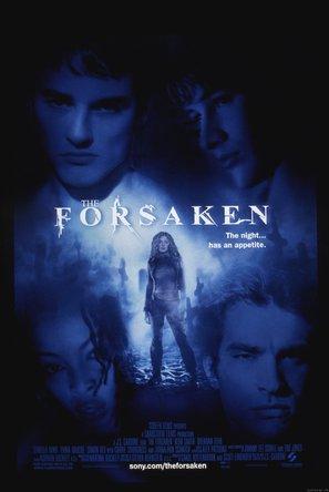 The Forsaken - Movie Poster (thumbnail)