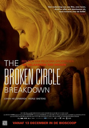 The Broken Circle Breakdown - Dutch Movie Poster (thumbnail)