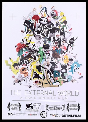The External World - Movie Poster (thumbnail)
