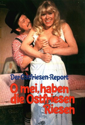 Der Ostfriesen-Report - German Movie Poster (thumbnail)