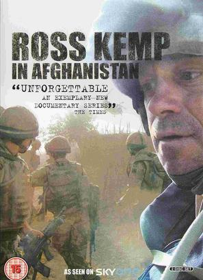 """Ross Kemp in Afghanistan"" - British Movie Cover (thumbnail)"
