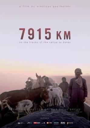 7915 Km - British Movie Poster (thumbnail)