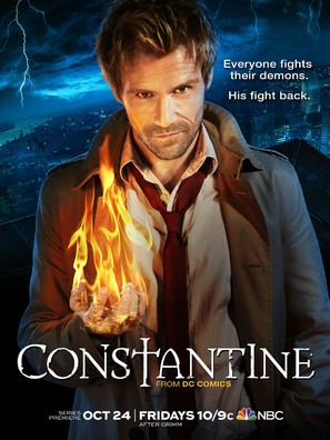 """Constantine"" - Movie Poster (thumbnail)"