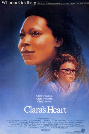 Clara's Heart - Movie Poster (thumbnail)