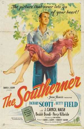 The Southerner - Movie Poster (thumbnail)
