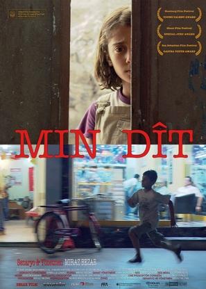 Min dît - Turkish Movie Poster (thumbnail)