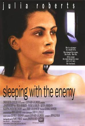Sleeping with the Enemy - Movie Poster (thumbnail)