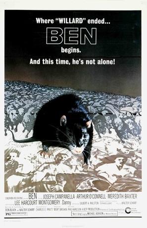 Ben - Movie Poster (thumbnail)