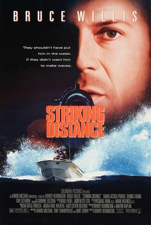 Striking Distance - Movie Poster (thumbnail)
