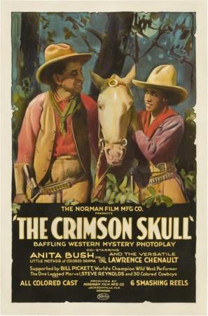 The Crimson Skull - Movie Poster (thumbnail)