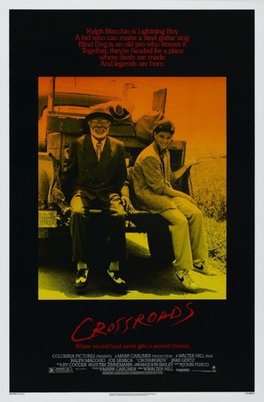 Crossroads - Movie Poster (thumbnail)