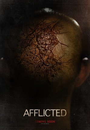 Afflicted - Canadian Movie Poster (thumbnail)