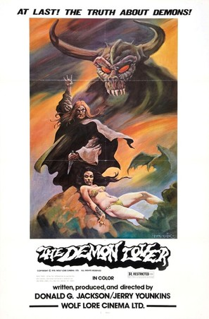 The Demon Lover - Movie Poster (thumbnail)