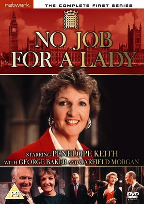 """No Job for a Lady"" - British DVD cover (thumbnail)"