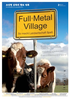 Full Metal Village - German poster (thumbnail)