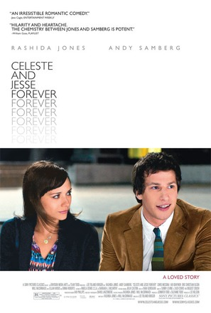 Celeste and Jesse Forever - Movie Poster (thumbnail)