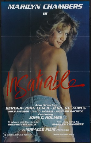 Insatiable - Theatrical poster (thumbnail)